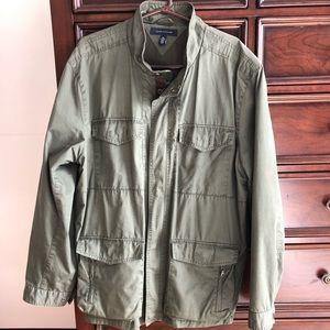 Worn once Tommy Hilfiger field jacket